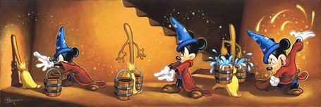 Fantasia Artwork Fantasia Artwork Animated